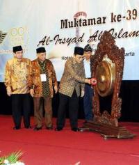 Wapres RI- Boediono buka Muktmar Al-Irsyad Al-Islamiyah