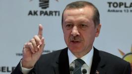 PM Turki Recep Tayyip Erdogan