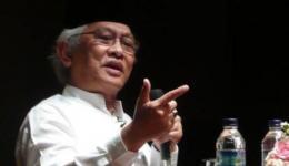 KH. Mustofa Bisri (foto:cyberdakwah.com)