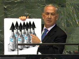 Benyamin Netanyahu (ilustrasi)