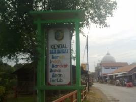 Suasana di kota Kendal