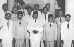 Kabinet Natsir 1950 (foto:kepustakaanpresiden)