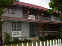 Rumah tempat kelahiran Mohammad Hatta di Bukittinggi. Sekarang menjadi Museum Hatta (foto:panoramio.com)
