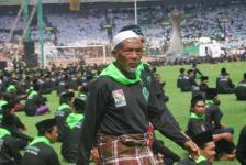 Sesepuh Perguruan Silat Pagar Nusa NU