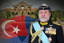 Sultan negara bagian Johor (foto:sindikasi.net)
