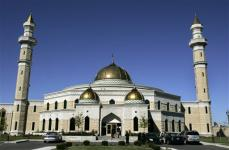Salah satu masjid di California