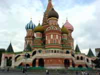 Katedral Santo Basilius- Rusia