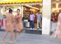 Trend Selfie Di Barcelona