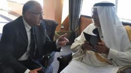 Pangeran Turki bin Faisal al Saud dan Yossi Alpher
