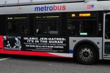 Poster anti Islam