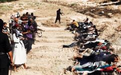 Eksekusi ala ISIS