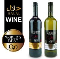 Wine halal produksi Dubai