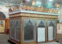 Makam Hujr bin Adi di Adra, Suriah