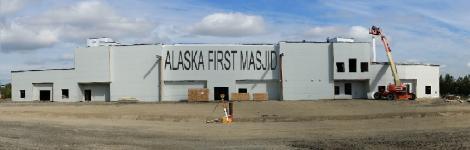 Masjid di Alaska