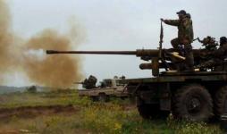 Tentara Suriah di Quneitra