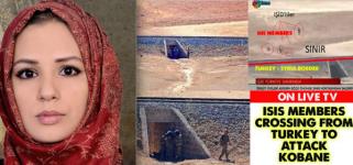 Militan ISIS masuk ke Kobani lewat Turki