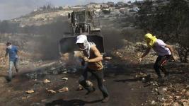 Pencaplokan wilayah Palestina oleh Israel yang terus memicu konflik