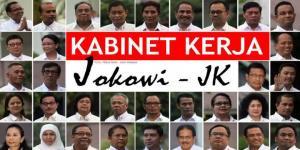 Susunan Kabinet Jokowi - JK