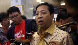 Ketua DPR, Setya Novanto