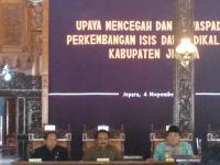 Deklarasi anti ISIS dan Radikalisme di Jepara