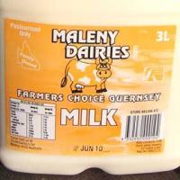 Maleny Dairies Milk