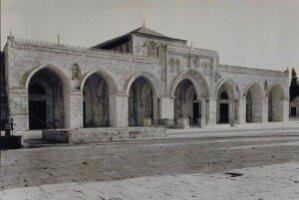 Masjid al-Aqsha lepas renovasi.