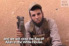 Pejuang ISIS.