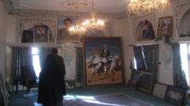 Rumah mewah Ali Mohsen yang dialih fungsi jadi museum.