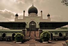 Mesjid Kotagede, Yogyakarta.