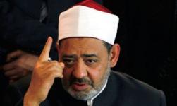 Sheik Ahmed al-Tayeb.