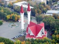 Masjid Tulip