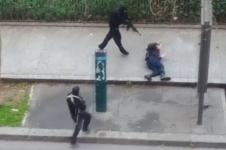 Penembakan di Paris.