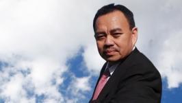 Menteri Energi, Sudirman Said.