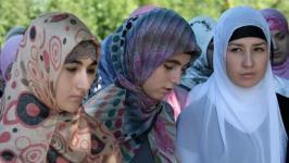 Pelajar Muslim Rusia