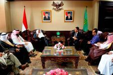 Pertemuan Dirjen Pendidik Islam dan Majelis Syuro Arab Saudi.
