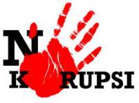 Anti korupsi.