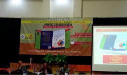 Bedah buku Seandainya Indonesia tanpa Katolik.