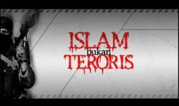 Islam bukan teroris.