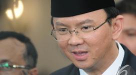 Gubernur DKI, Basuki Tjahaja Purnama.