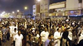 Demo Qatif.