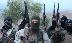 Militan ISIS.