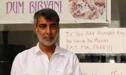 Toko India di Qatar yang menyediakan makanan gratis bagi pekerja asing.