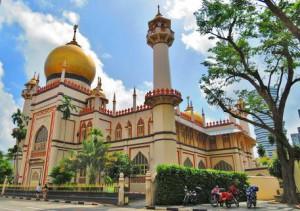 1. masjid sultan
