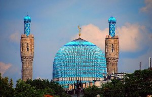 masjid St. Petersburg