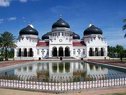 masjid baiturreahman