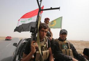 tentara populer irak