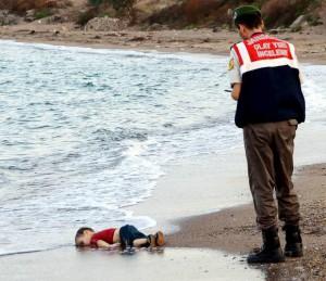 Bocah Pengungsi Syiria Tewas di Pantai Turki