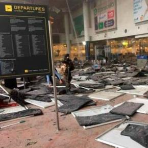 Foto bom Airport