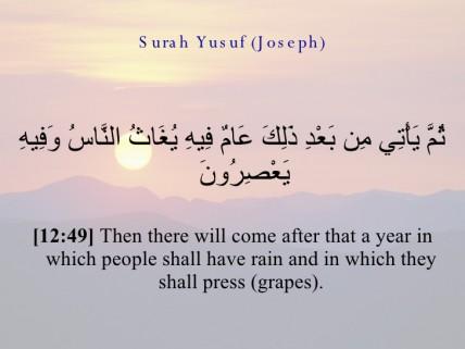 Tahun dalam Al-Quran