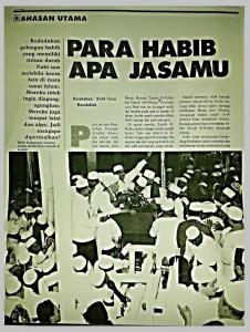 PARA HABIB APA JASAMU
